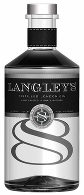 Langley's Number 8 London Dry Gin