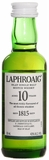 Laphroaig 10 Year Old Single Malt Scotch 50ML