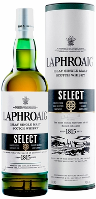 Laphroaig Select Single Malt Scotch