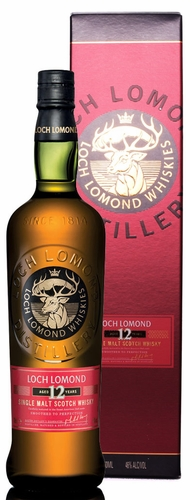 Loch Lomond 12 Year Old Single Malt Scotch 750ML