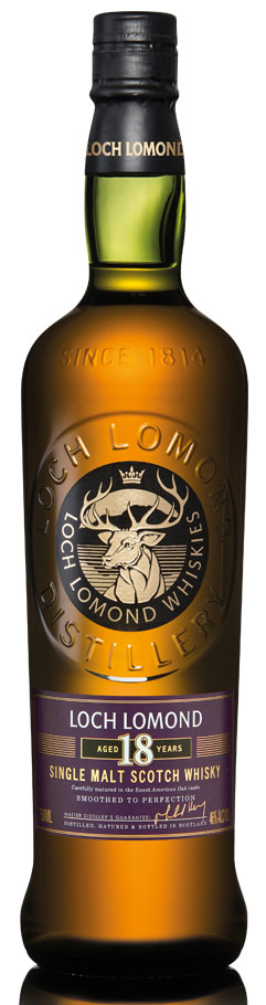 Loch lomond 18 year old single malt scotch buy loch for Coopers craft bourbon review