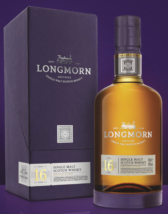 Longmorn 16 Year Old Single Malt Scotch 750ML