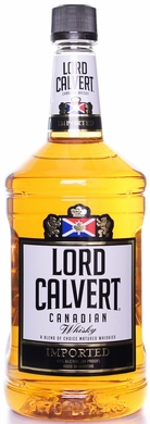 Lord Calvert Canadian Whisky 1.75L