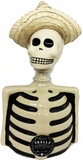 Los Azulejos Skelly Reposado Tequila (bottle designs vary)