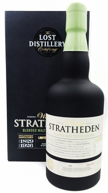 Lost Distillery Stratheden Vintage Blended Scotch 750ML