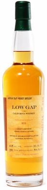 Low Gap 2 Year Old Rye Whiskey