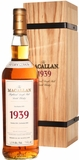 The Macallan 1939 Fine & Rare 40 Year Old Single Malt Scotch