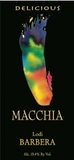 Macchia Barbera Delicious Lodi 750ML (case of 12)
