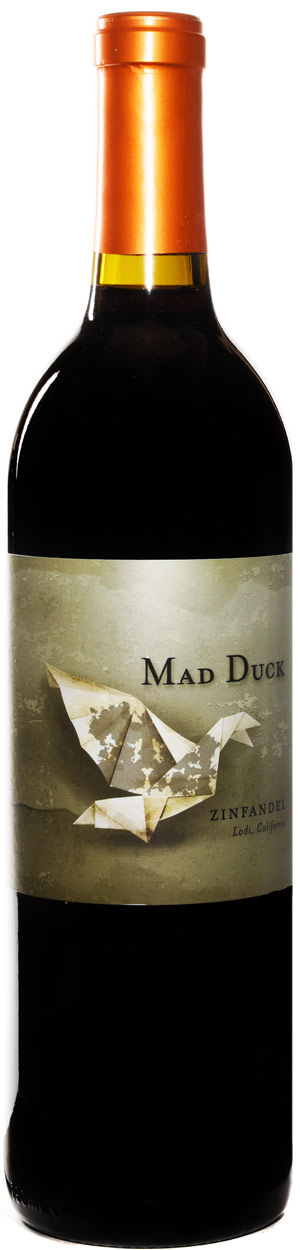 Mad Duck Zinfandel Lodi 750ML (case of 12)