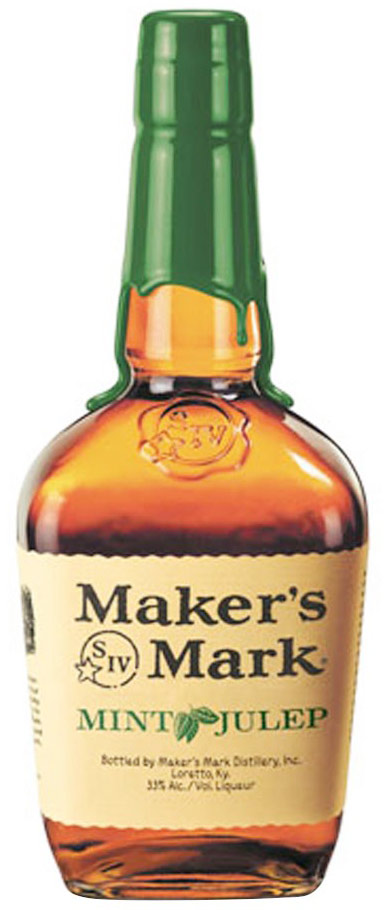 Maker's Mark Mint Julep Premixed Cocktail 1L