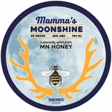 Mamma's Moonshine Minnesota Honey