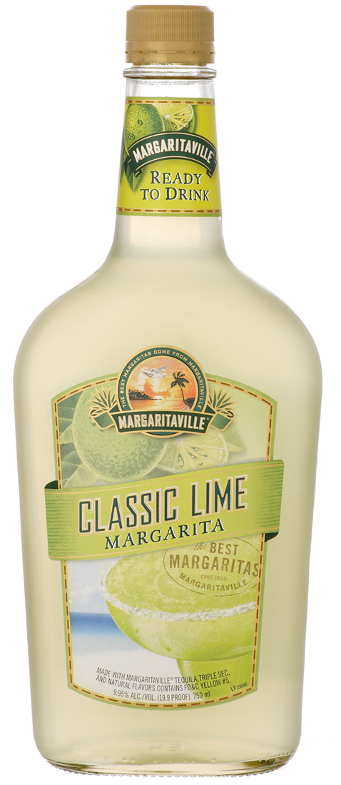 Margaritaville Lime Margarita Cocktail 1.75L
