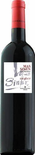 Mas Sinen Priorat Reserve Coster 750ML (case of 6)