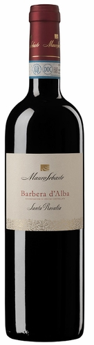 Mauro Sebaste Barbera dAlba Santa Rosalia 750ML (case of 12)