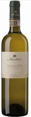 Mauro Sebaste Moscato dAsti Sparkling Wine 750ML (case of 12)