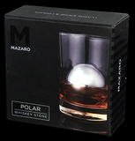 Mazaro Polar Stainless Steel Whiskey Rock