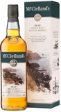McClellands Islay Single Malt Scotch