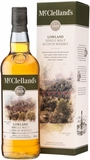 McClellands Lowland Single Malt Scotch 750ML