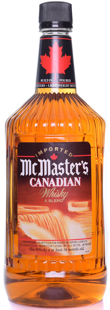 Mcmaster's Canadian Whisky 1.75L