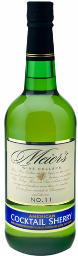 Meiers #11 Pale & Dry Sherry