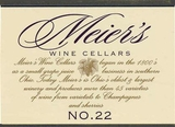 Meier's #22 Golden Sherry