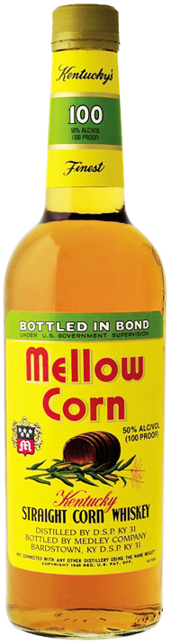 Mellow Corn Whiskey 1L
