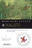 Mercouri Estate Kallisto 750ML 2012