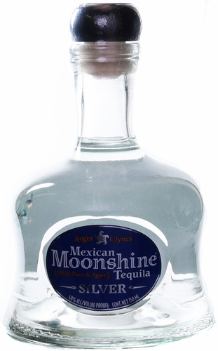 Mexican Moonshine Silver Tequila 750ML