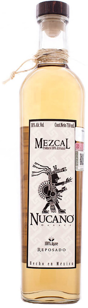 Mezcal Nucano Reposado 750ML