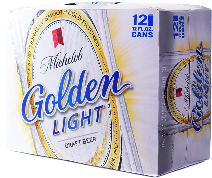 Michelob Golden Light 12pk Cans