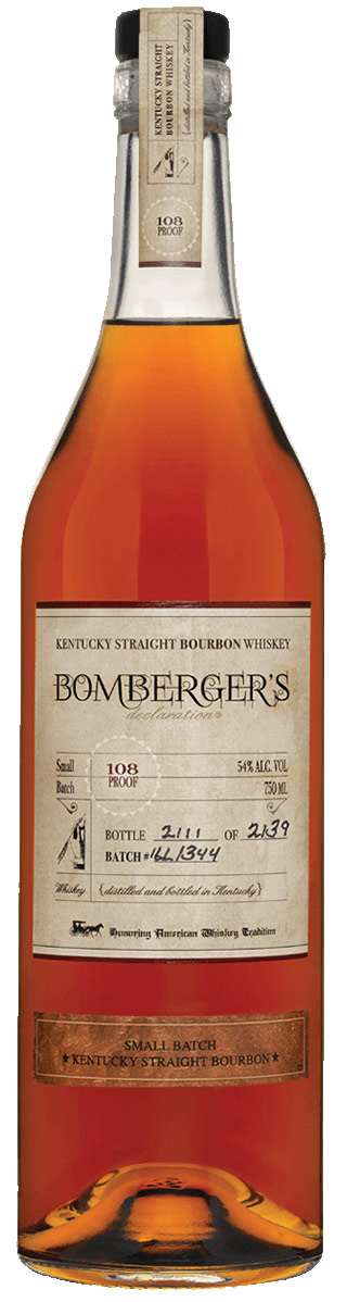 Michter's Bomberger's Declaration Bourbon