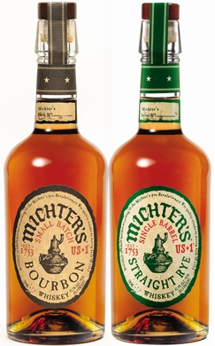 Michters US1 Rye & Bourbon Two Pack