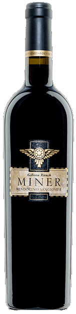 Miner Family Estate Gibson Ranch Sangiovese 2013