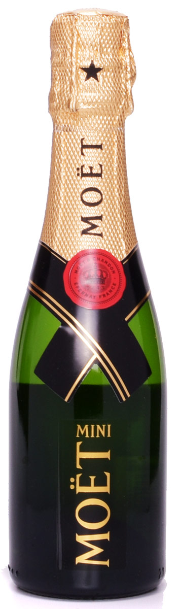 Moet & Chandon Mini Imperial Champagne 187ml