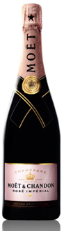 Moet & Chandon Rose Imperial Champagne 750ML