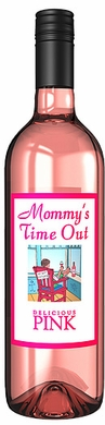 Mommys Time Out Delicious Pink 750ML