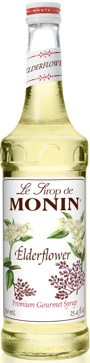 Monin Mixers Elderflower 1L