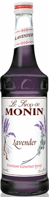 Monin Mixers Lavender Syrup 1L