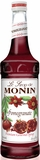 Monin Mixers Pomegranate Syrup 1L