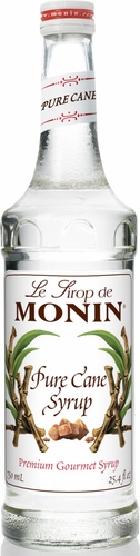 Monin Mixers Pure Cane Syrup 1L