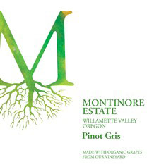 Montinore Estate Pinot Gris 750ML
