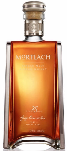 Mortlach 25 Year Old Single Malt Scotch