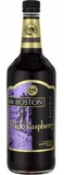 Mr. Boston Black Raspberry 1L