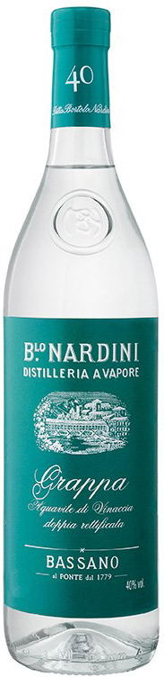 Nardini Riserva Green Label Grappa 1L