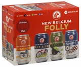 New Belgium Folly Sampler 12pk