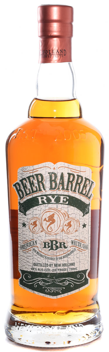 New Holand Beer Barrel Rye Whiskey