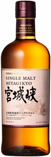 Nikka Miyagikyo Single Malt Japanese Whisky