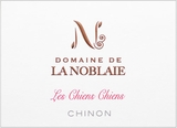 Noblaie Chinon Rouge Chiens Chiens 2014