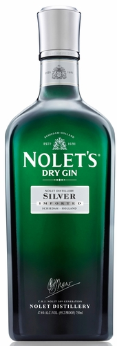 Nolets Silver Dry Gin 750ML