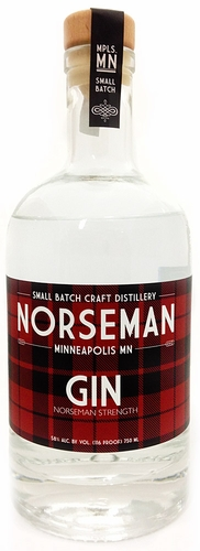 Norseman Norseman Strength Gin 750ML